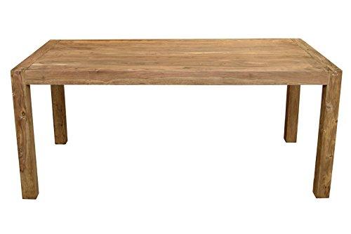 SAM Esszimmertisch, 180x90 cm, Sheesham Palisander, Natur, Yoga 6528, Holz-Tisch