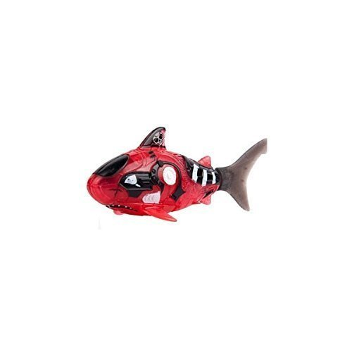 Preisvergleich Produktbild Zuru Robo Fish Pirate - Water Activated Battery Powered Bath Toy ZURU Red Shark by RoboFish