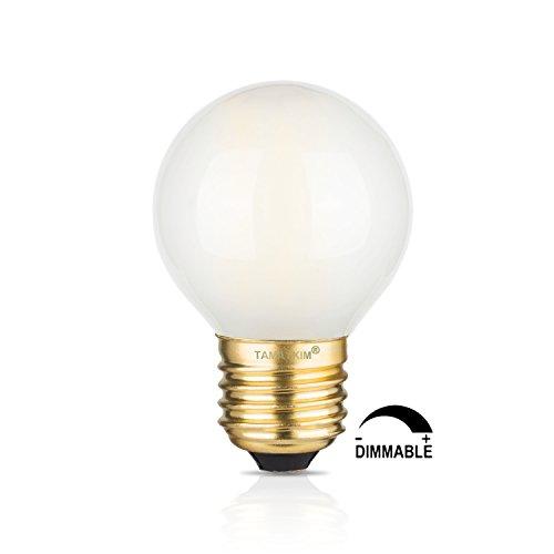 TAMAYKIM G50 6W Dimmerabile Antico Edison Stile Filamento Lampadina LED
