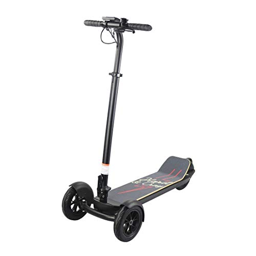 cmn Outdoor Adult Scooter Elektroroller, faltbar 3 Rad Balance Scooter Scooter Led Debugging Balance Auto