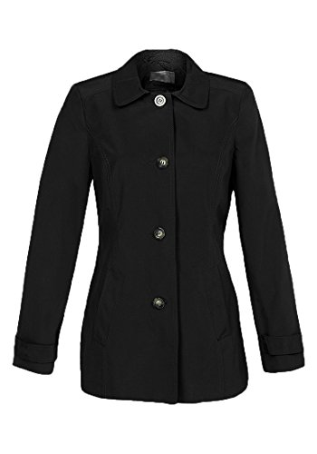 Highstreet Outlet - Manteau imperméable - Caban - Femme Noir