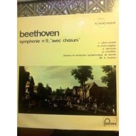Symphonie n°9 - Beethoven - Karl Boehm