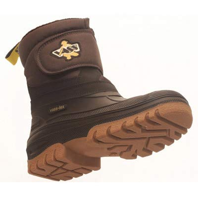 Vass Chaussures Fleece Lined Velcro Boot