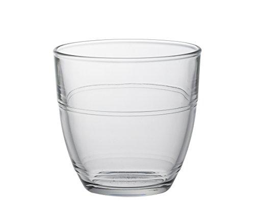 DURALEX Gobelet Gigogne verre trempé par 6-1017AB06- Verre trempé - 22 cl