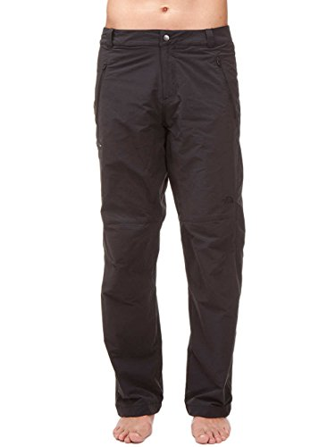 The North Face Men's Renshi Insulated Pant Größe 38 asphalt grey (North Running Pant Face)