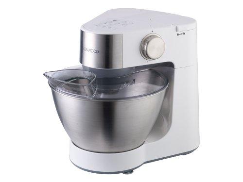 Kenwood Prospero KM282 - Robot de cocina, 900 W, capacidad de 4.3 l, diseño compacto, color blanco
