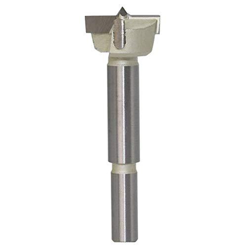 B Blesiya Forstnerbohrer Oberfräser Fräsköpfe Topfbohrer mit Zentrierspitze, für Hartholz Kunststoff - 30 mm