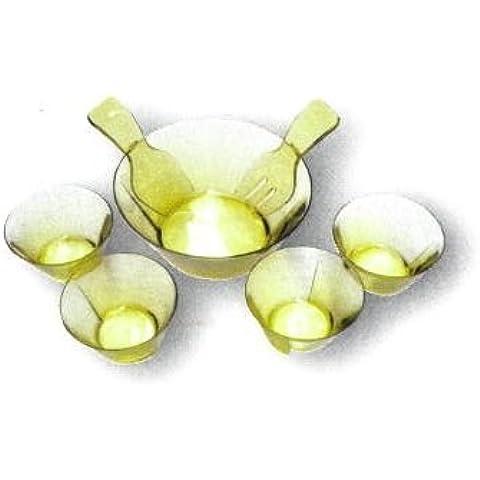 Bellod S.L. - Ensaladera redonda+bowls+cubiertos