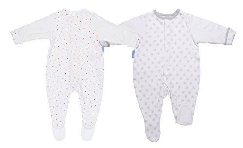 Gro-suit Silver Star + BE A Dazzler Lustrant Lot de 2-12-18 mois