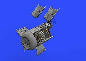 Eduard EDB648408 - Kit de Motor y Pistolas Fw190A-5 (latón 1:48)