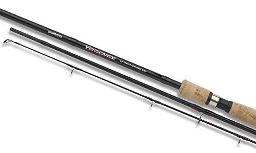 Shimano Vengeance AX Trout Zander, 3.30 meter, 5-40 gramm, 3 Teile, Forellen und Zander Angelrute, VAXTRZ330