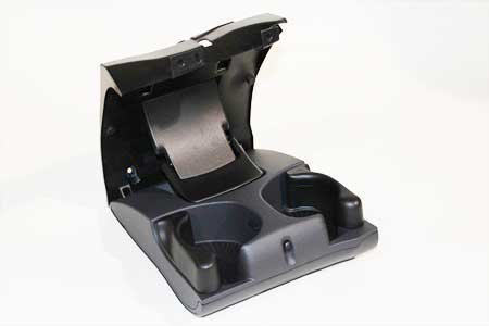 1998-2001 Dodge Ram 1500 2500 3500 Cup Holder Instrument Panel AGATE MOPAR OEM by Mopar (Dodge Ram 1500 1998)