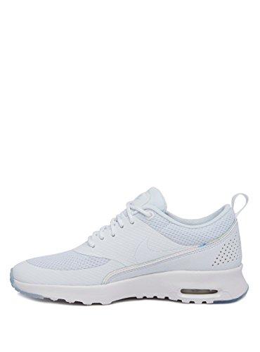 Nike 616723-104, Scarpe sportive Donna Bianco