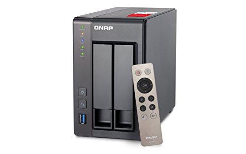 QNAP TS-251+-2G 2 Bay NAS