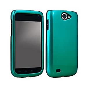 Body Glove Samsung Exhibit II T-Mobile Hard Shell Turquoise Blue Protective Cover for TMobile Exhibit 2 4g