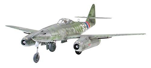 Tamiya 300061087 - 1:48 WWII Deutsche Messerschmitt Me262 A-1A