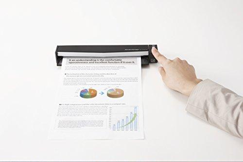 Fujitsu - ScanSnap S1100i Scanner 600 dpi