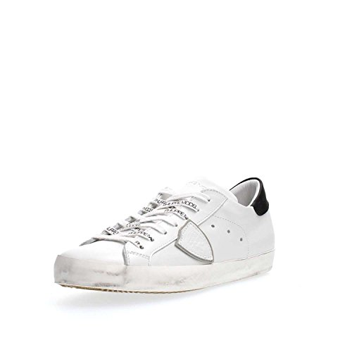 PHILIPPE MODEL PARIS CLLU VE49 CLASSIC WHITE SNEAKERS Homme white