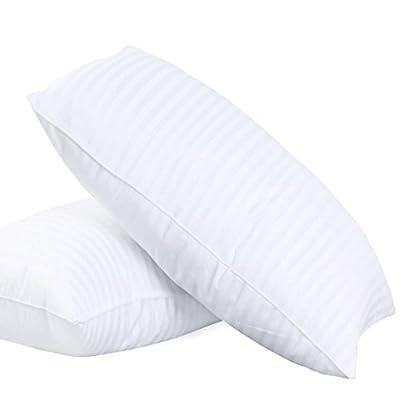 Seide Floss Kissen 100% PP Baumwolle Füllung Kissen weiche Kissen innere Kissenkern weiße Kissen 48 x 74 cm LUFA von LUFA auf Gartenmöbel von Du und Dein Garten