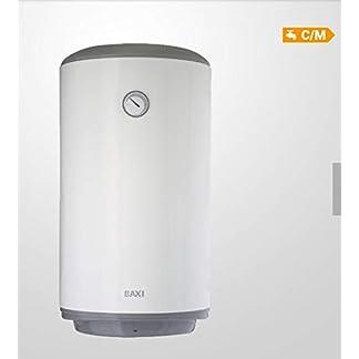 Baxi – Termo eléctrico vertical 7503743 con capacidad de 50 litros