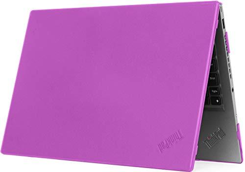 mCover Hartschalen-Schutzhülle für Lenovo ThinkPad X1 Carbon (6. Generation) violett Tp X1 Carbon