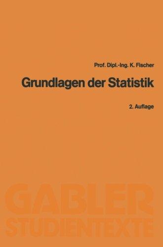 Grundlagen Der Statistik