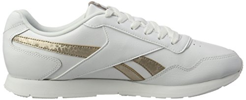 Reebok Bd3135, Scarpe da Trail Running Donna Bianco (White/rose Gold)