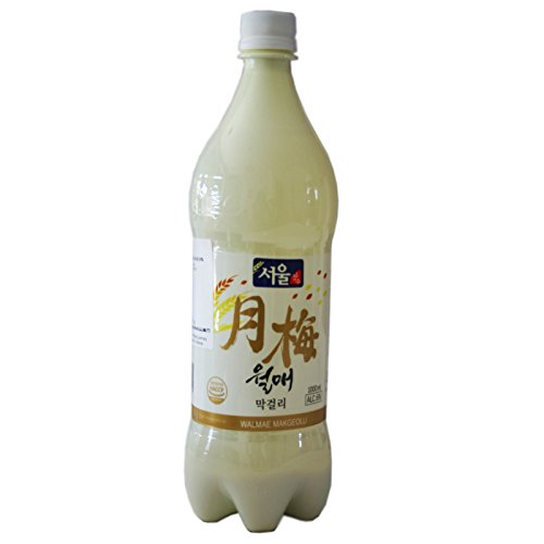 Makgeolli - Koreanischer Reiswein