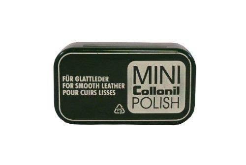 Éponge Pour Chaussures Pour Cuir Lisse Collonil Mini Polonais