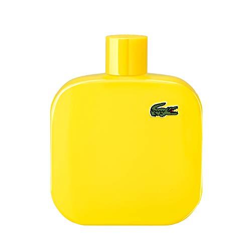 Lacoste acqua di profumo, eau de l.12.12 jaune edt vapo, 175 ml