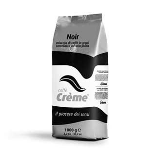 1000 gr italienische Kaffeebohnen - Mischung Noir - Caffè Crème