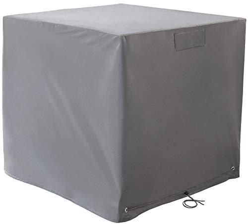 90x80x80cm Hochwertige Schutzhülle Klappsessel Abdeckung Gartenstühle für 4 Sessel geeignet wasserdicht mit Ventilationsklappen ...