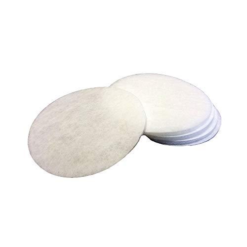 Aroma Sense AS-Prestige Lot de 5 filtres en tissu microfibre pour pommeau de douche