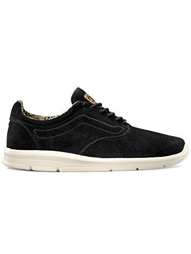 Vans Unisex-Erwachsene Iso 1.5 Sneakers schwarz / weiß