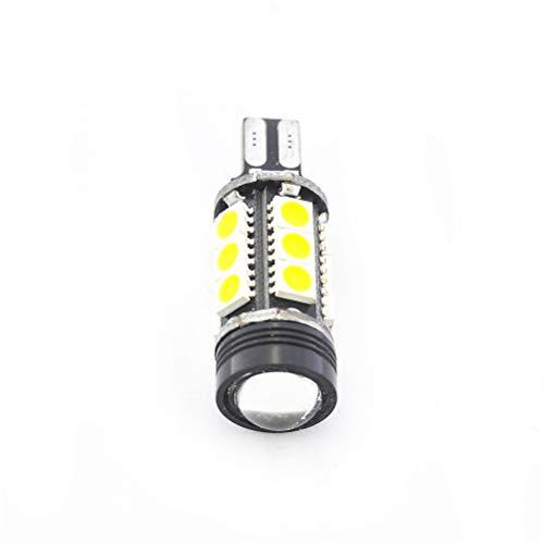 Lanbowo 2 pcs 6000 K Blanc T15 921 15 SMD 5050 Sauvegarde Inverse de Voiture lumière LED Ampoule de projecteur
