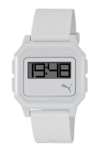 Puma - PU910951005 - Montre Mixte - Quartz Digital - Cadran LCD - Bracelet Autre Multicolore