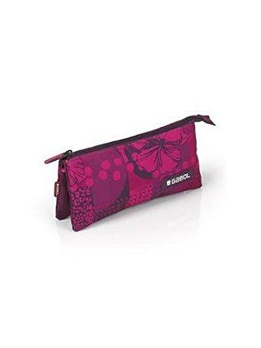 Portatot triple Bombay lila
