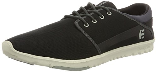 Etnies Scout, Sneakers Basses Homme BLACK/DARK GREY/GREY