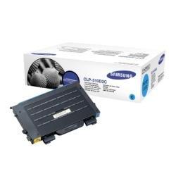 Preisvergleich Produktbild Samsung CLP-510D2C/ELS Toner, 2.000 Seiten, cyan