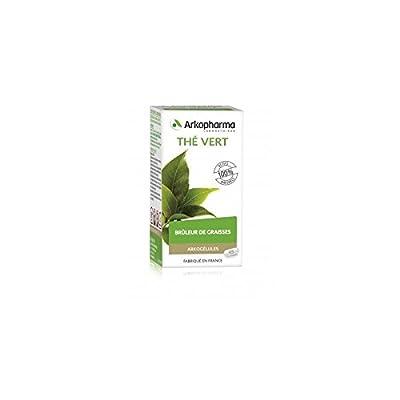 Arkopharma Arkogélules Thé Vert Cameline Flacon 45 Gélules