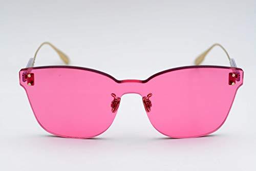 Dior Sonnenbrillen COLOR QUAKE 2 GOLD/FUCHSIA Damenbrillen