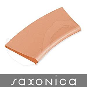 Pool Randsteine SURF Oval Pool 623 x 360 Komplett Set, terracotta - Beckenrandsteine
