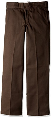 Dickies Herren Hose Braun (Dark Brown DB)