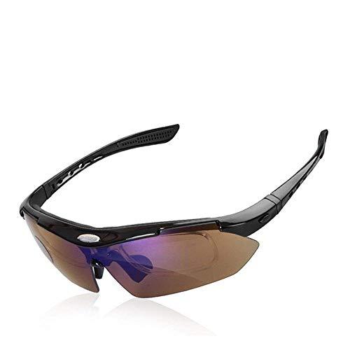 GFF Radfahren polarisierte Brille uv400 männer Frauen Fahrrad Sonnenbrille Brille myopie Rahmen mit 5 objektiv Outdoor Sport Running Eyewear