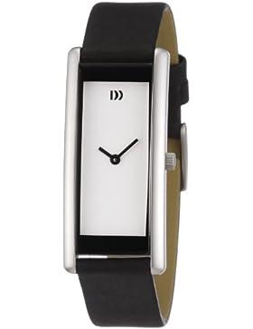 Danish Design Damen-Armbanduhr Analog Leder 3324441