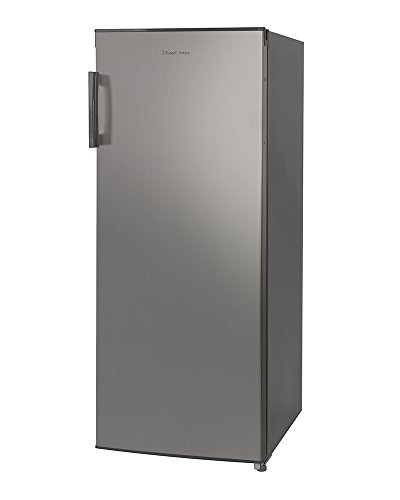 RH55LF142SS Stainless Steel Affect 55cm Wide 142cm High Upright Freestanding Larder Fridge - Free 2 Year Guarantee* Best Price and Cheapest