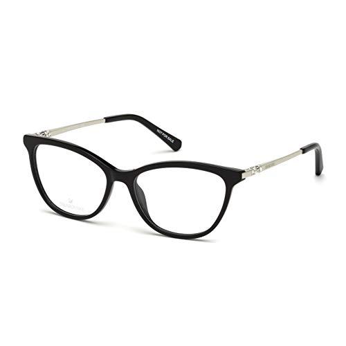 Brille von vista Swarovsky SK 5249-H originalverpackung garantie italien - 001