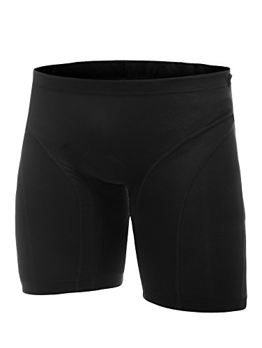 Craft Damen Funktionsunterwäsche Cool Bike Shorts Women's Badeshorts, Schwarz, L