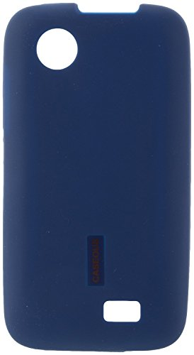 CASEOUS™ Soft Matte Finish Back Case Cover for Lenovo A369i (Dark Blue)  available at amazon for Rs.249