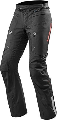 FPT081 - 0011-XYL - Rev It Horizon 2 Motorcycle Trousers 3XL Black Standard